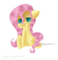 Fluttershy by bambous