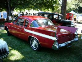 1961 Studebaker Hawk coupe by RoadTripDog