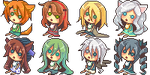 Bby Icon COM Batch by hitogata