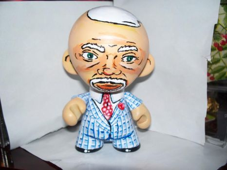 Don Cherry Munny by attemptanything