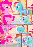 """Cupcakes the Comic 0_0"""" Page 3 by DainbowRash"""