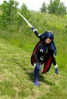 Lucina: To Strike by VeneficusMagister