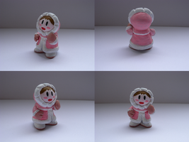 Nana the Ice Climber by ville10