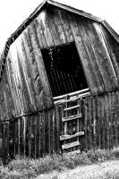 Old Barn by RichardHenry137