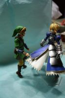 Not a smart move Link by ProfessM