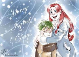 Merry Isgrid Days by M-I-D-S