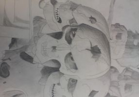 My Final Piece for Art by patrick20cool