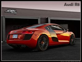 Audi R8 by Joel-Design