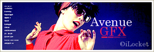 AvenueGFX banner version 1 by mimory