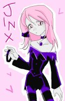 JINX 4 by CATGIRL0926