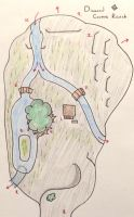 PKMNation:: Diamond Caverns Ranch (Map) by Dianamond