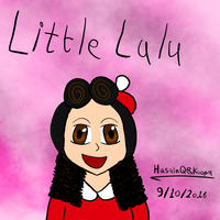 Little Lulu anime by HuswserStar