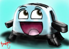 The Awesome Little Toaster by The-B-Meister