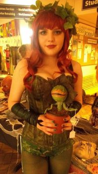 Poison Ivy Cosplay by Kodochaiscool