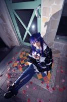 Stocking 2 by Scarlett-Y