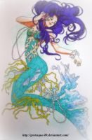 mermaid by Grotesque-89