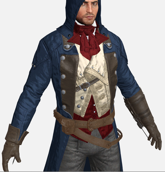 Arno 4 Gmod - Materials test by Nate159WG