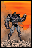 The Age of Apocalypse begins by apocalypsethen