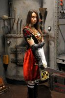 Alice at Mad Hatter's House by Harker-Cosplay