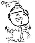 :D Mr. Morton by Drawnwarrior11