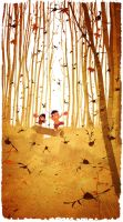 Follow the leader by PascalCampion