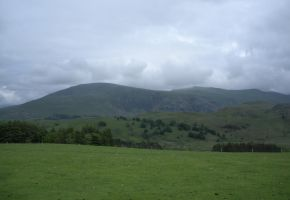 View East from Castlerigg Stone Circle by rlkitterman