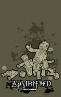 ZoMBiFIed LeGo MeN by cronobreaker