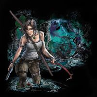 LaraCroftRebornContestMauriceHof by MauriceHof