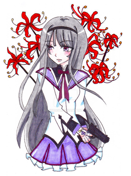 Spider Lily by Hanyuu58