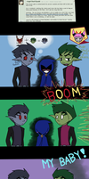 Evil Beast Boy_Raven_Beast Boy_Comment Reaction_2 by BeastGreen