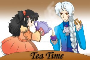 Tea Time by washue