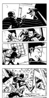 Speed+style test, pages 1-5 by BrandonPalas