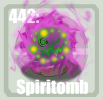442 spiritomb by Pokedex