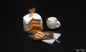 Carrot Cake 2 by TheMicroBakery