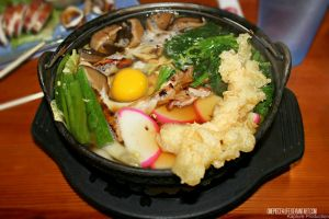 udon noodles by OnePiece4Life