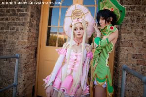 Trinity Blood: The Decoy by RadClawedRaid