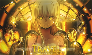 Travel: Leave this World by Senzaki-kun