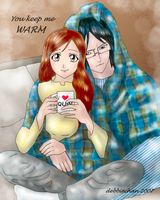 You Keep Me Warm by debbiechan