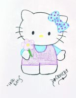 Hello Kitty by jenely