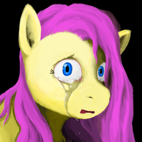 Cry harder, Fluttershy. by captainggkitten