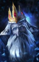 Ice King by ARTek92