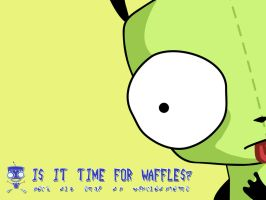 Is It Time for Waffles? by kjhatch