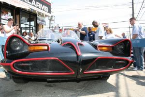 batmobile front by hyperactive122986
