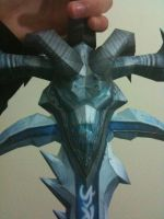 Frostmourne-WOW3 by flavio24hh