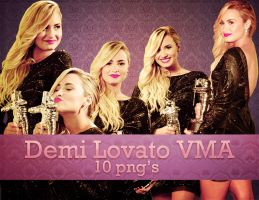 +Photopack Png 01#: Demi Lovato (VMA) by WouldYaSeeMeSoLouder