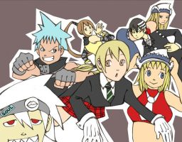 Soul Eater by IronicChoice