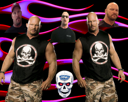 wwe stone cold wallpaper 2 by celtakerthebest