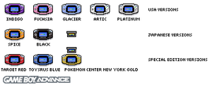 Gameboy Advance by phaticon