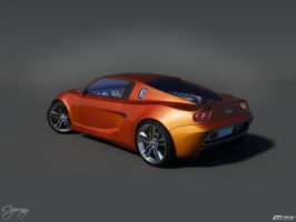 Audi OniX Concept 9 by cipriany