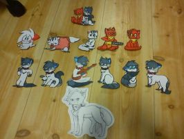 Paper dolls by Umby by Sweirde